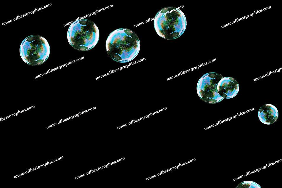 Beautiful Baby Bubble Overlays | Unbelievable Photoshop Overlays on Black
