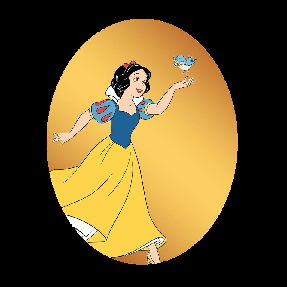 Snow White and the Seven Dwarfs | Disney princess png clipart - size 1500x1500 transparent background