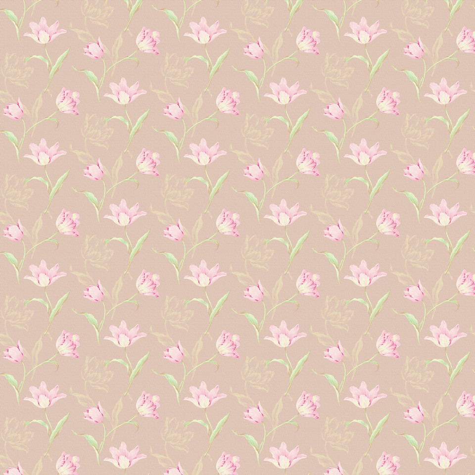 Shabby chic floral digital paper with roses | Gift Digital Paper