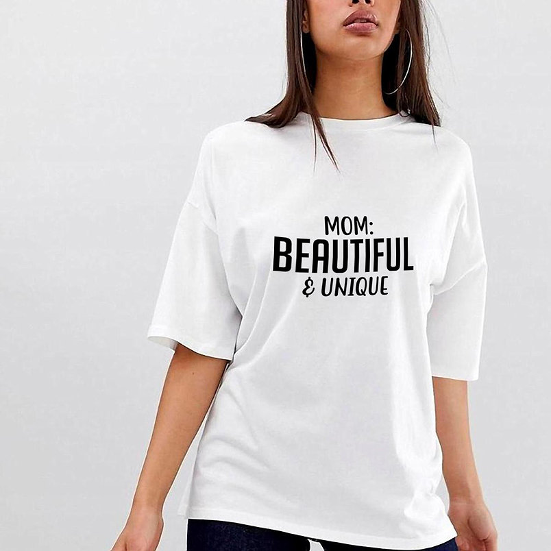 Mom Beautiful & Unique | Slay and Silly Mom Quotes & Signs for Silhouette