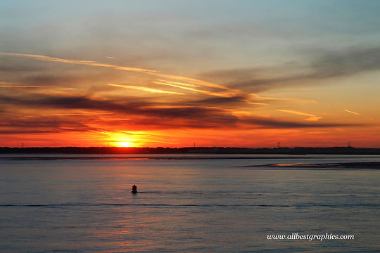 Amazing cloudy sunset sky overlay | Photoshop overlays