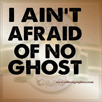 I ain't afraid of no   Funny QuotesCut files inEps Svg Dxf Png Pdf