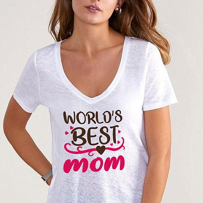 World's Best Mom | Sassy Mom Quotes & Signs Cut files in Eps Svg Dxf
