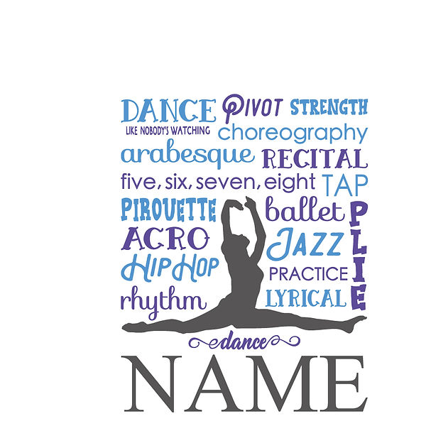 Dance subway art  Png | Free Printable Slay & Silly Quotes T- Shirt Design in Png