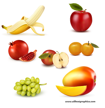 Amazing Different & Natural Fresh Farm Fruits and Vegetables | Food clipart png free download