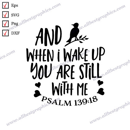 When I Wake Up You Are Still | Funny Sayings Vector Clip Art Christmas Design