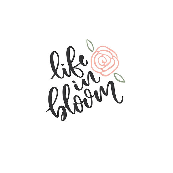 Life in bloom Png   Free Printable Sassy Quotes T- Shirt Design in Png