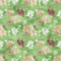 Great watercolor digital paper with roses | Handmade Digital Paper