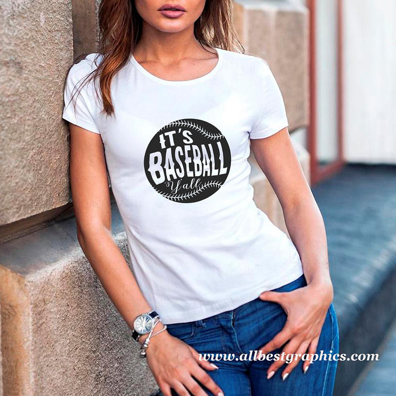 It's Baseball | Cool Sport Quotes & SignsCut files inSvg Eps Dxf
