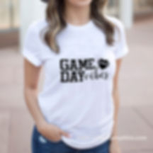 Game Day Vibes | Slay and Silly Sport Quotes & Signs for Silhouette Cameo Cricut