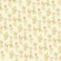 Watercolor floral digital paper with pink flowers | Scrapbook Paper