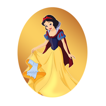 Snow White and the Seven Dwarfs | Disney characters free - size 1500x1500 transparent background