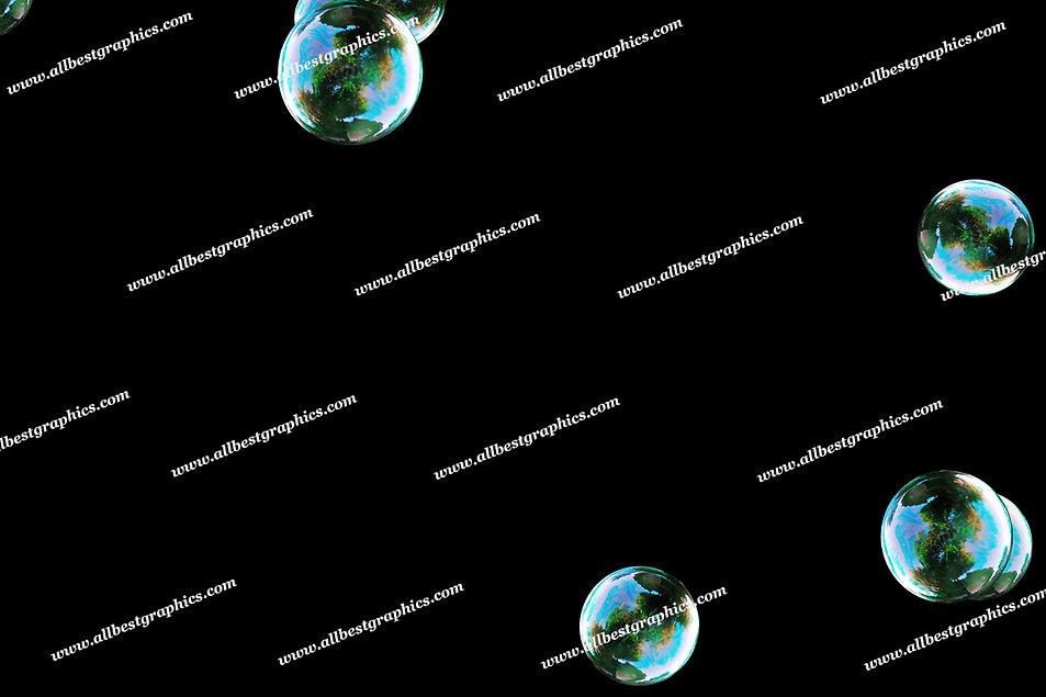 Awesome Baby Bubble Overlays | Stunning Photo Overlay on Black