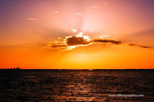 Stunning dramatic sunset sky overlay | Overlays for Photoshop