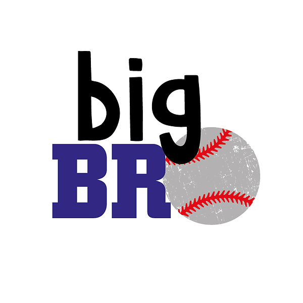 Big bro baseball   Free Iron on Transfer Cool Quotes T- Shirt Design in Png