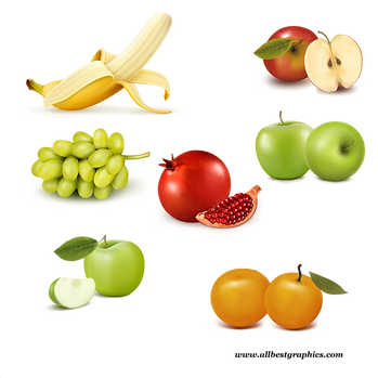 Beautiful Different & Natural Fresh Farm Fruits and Vegetables | Food clipart png free download