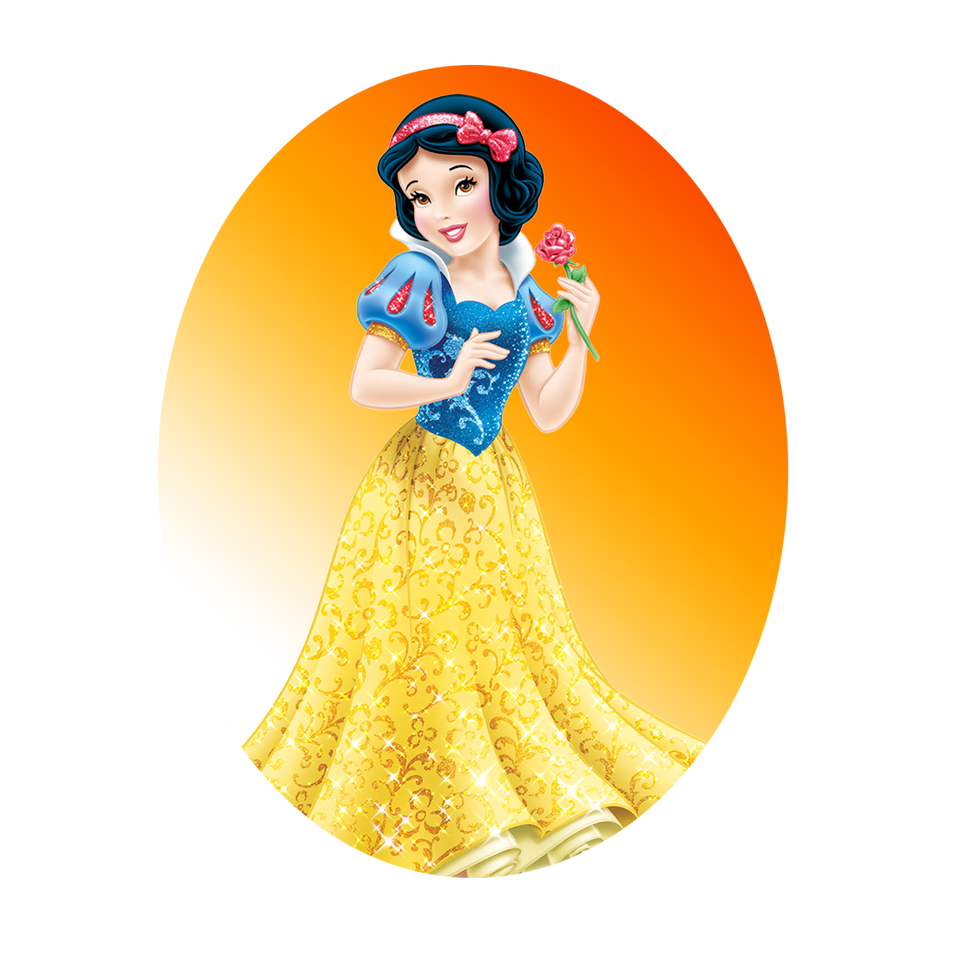 Snow White and the Seven Dwarfs | Disney princess download - size 1500x1500 transparent background