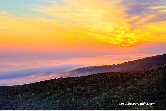Beautiful twilight sky overlay | Photo overlays