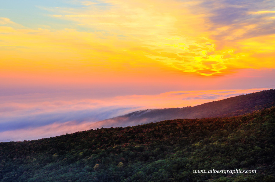 Beautiful twilight sky overlay   Photo overlays