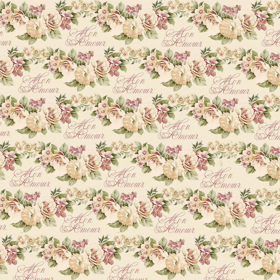 Luxurious peony digital paper with seamless design   Party Digital Papers