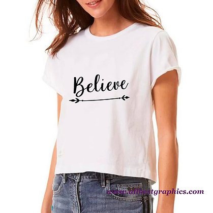 Believe | Cool Quotes & Signs Cut files in Svg Dxf Eps