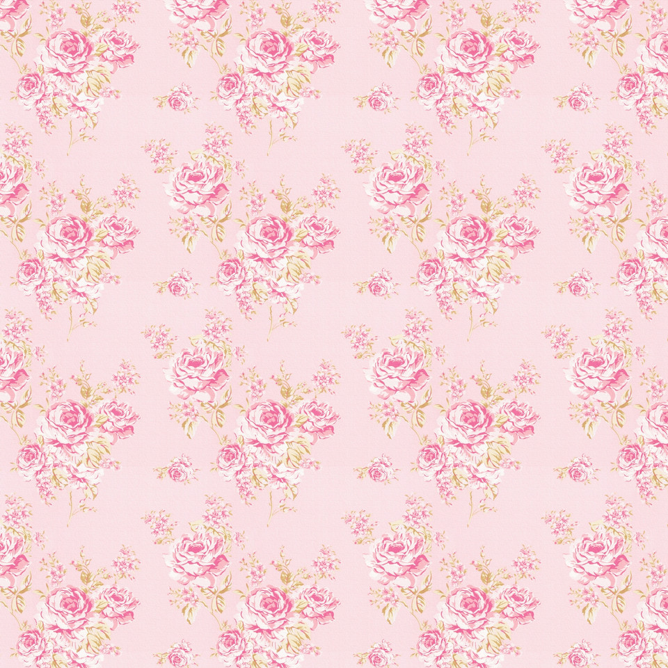Pastel peony digital paper with seamless design   Wrapping Digital Papers