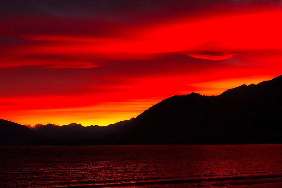 Amazing paradise sunset sky overlay | Miami sky background img_2712013