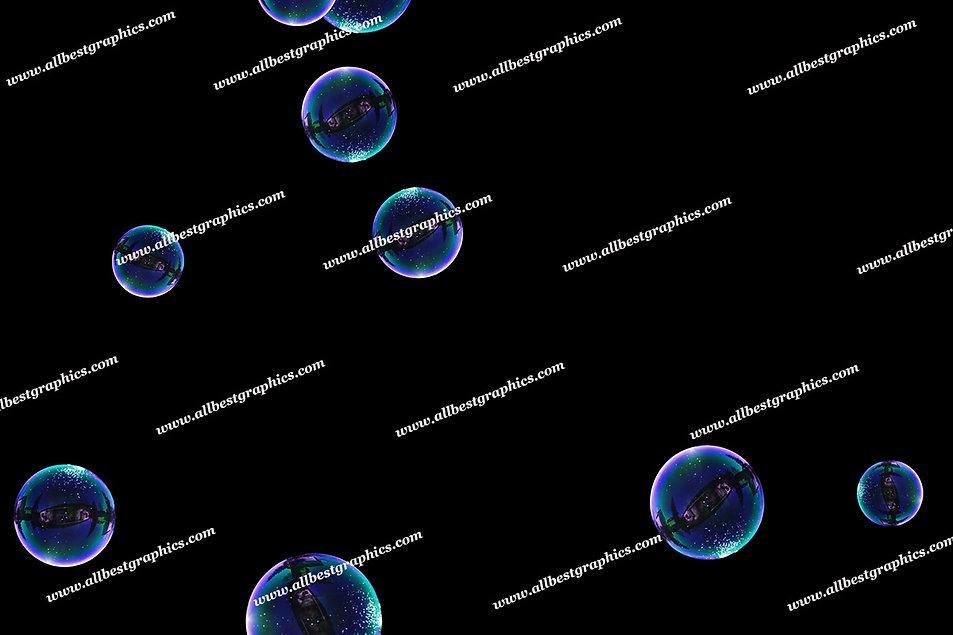 Summer Baby Bubble Overlays   Incredible Photo Overlay on Black