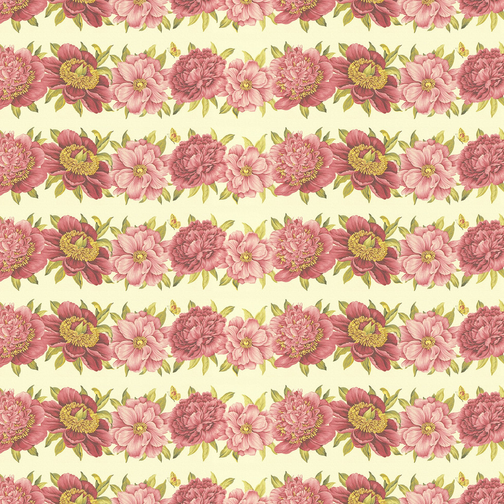 Awesome roses digital paper with seamless design   Partterned Digital Papers