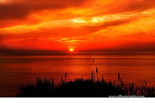 Awesome dramatic sunset background | Overlays for Photoshop