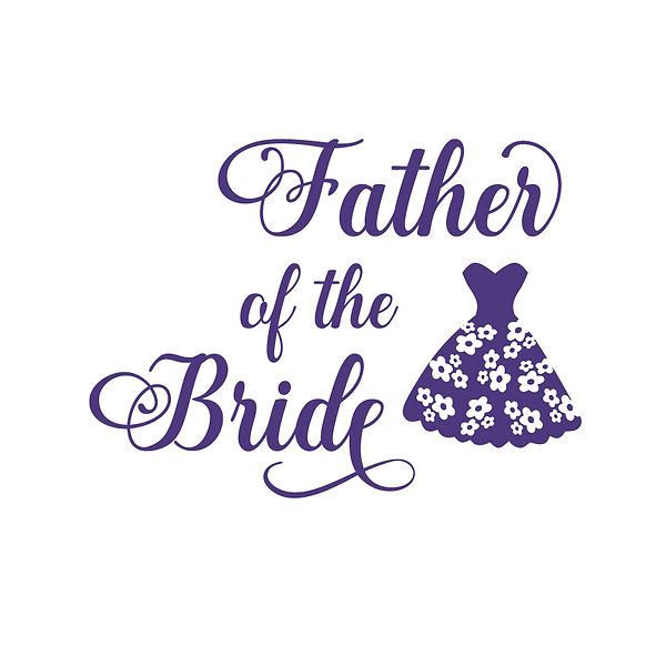 Father of the bride Png | Free Printable Sarcastic Quotes T- Shirt Design in Png