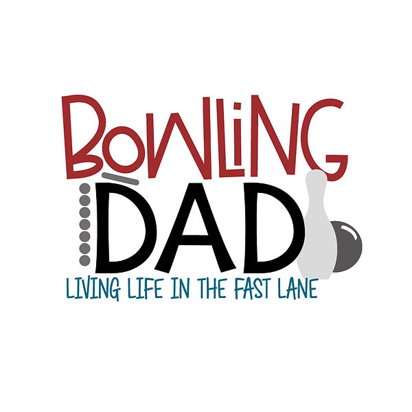 Bowling dad | Free download Iron on Transfer Funny Quotes T- Shirt Design in Png