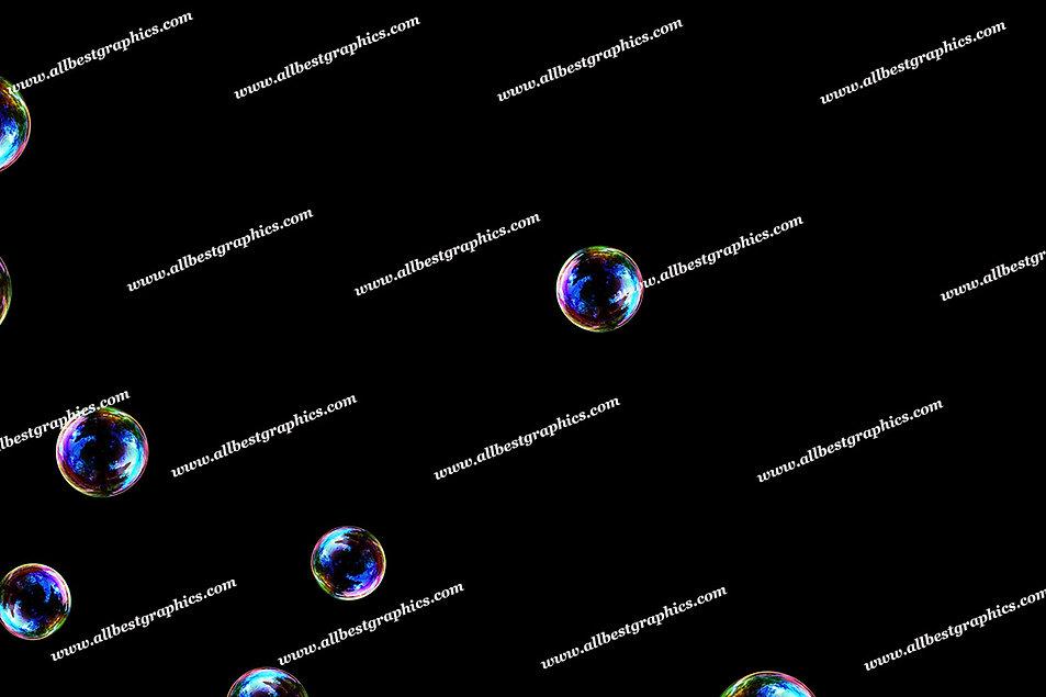 Awesome Baby Bubble Overlays   Incredible Photoshop Overlay on Black