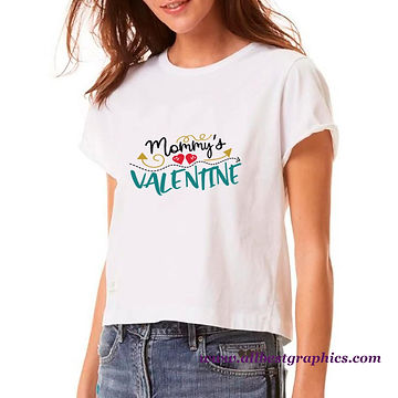Mommy's Lil Valentine   Slay and Silly Mom Quotes & Signs for Silhouette Cameo