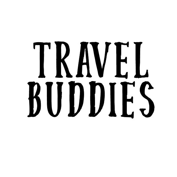 Travel buddies | Free download Printable Funny Quotes T- Shirt Design in Png