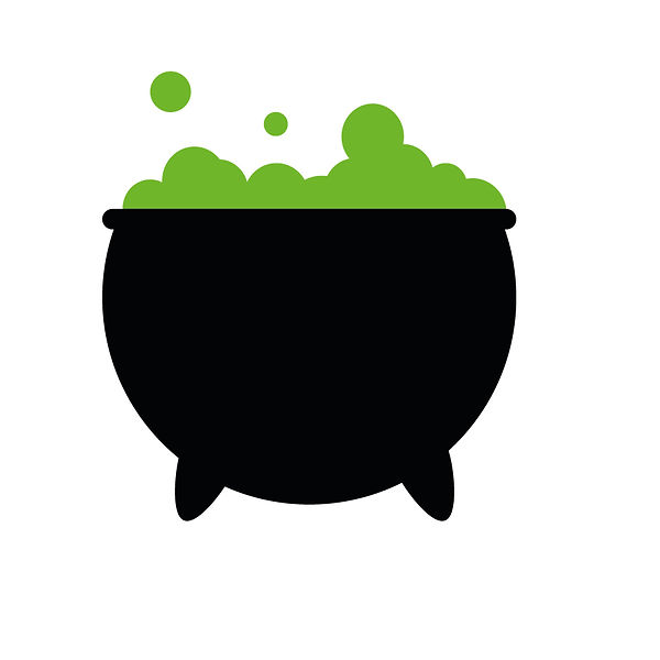 Cauldron  | Free download Printable Funny Quotes T- Shirt Design in Png