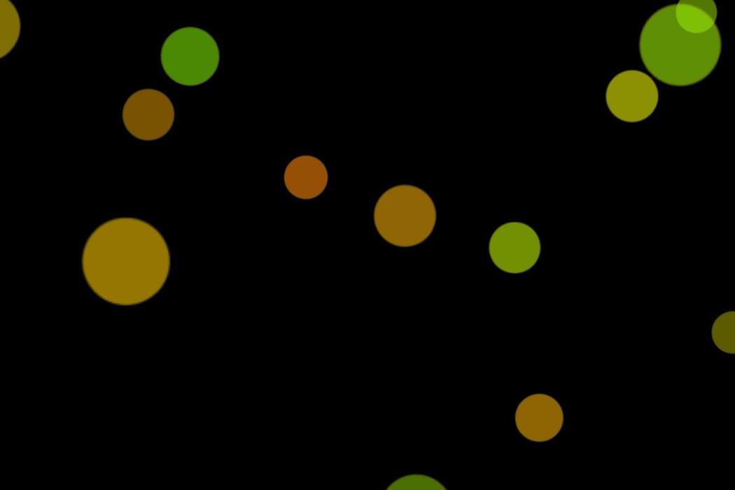 Gorgeous Holiday Light Bokeh Clip Art on black background | Freebies