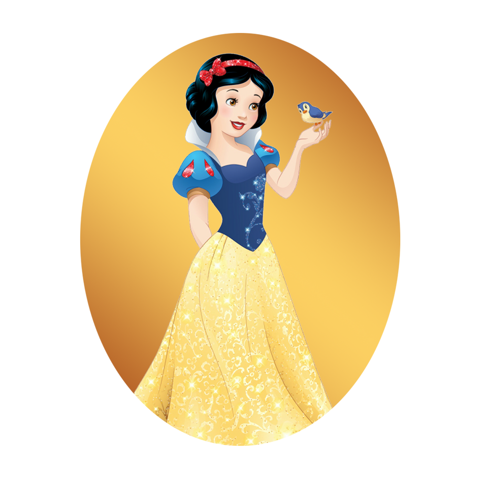 Snow White and the Seven Dwarfs | Disney characters png clipart - size 1500x1500 transparent background