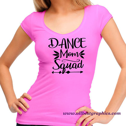 Dance Mom | Cool Mom Quotes & Signs Cut files in Svg Dxf Eps