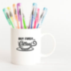 But First Coffee | Cool Coffee QuotesCut files inDxf Svg Eps