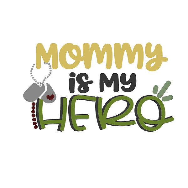 Mommy is my hero Png | Free Printable Sarcastic Quotes T- Shirt Design in Png