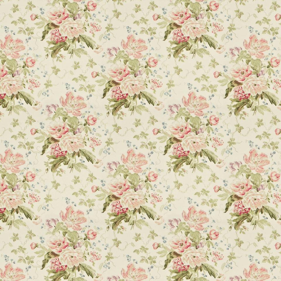 Pink peonies digital paper with seamless design | Printable Digital Papers