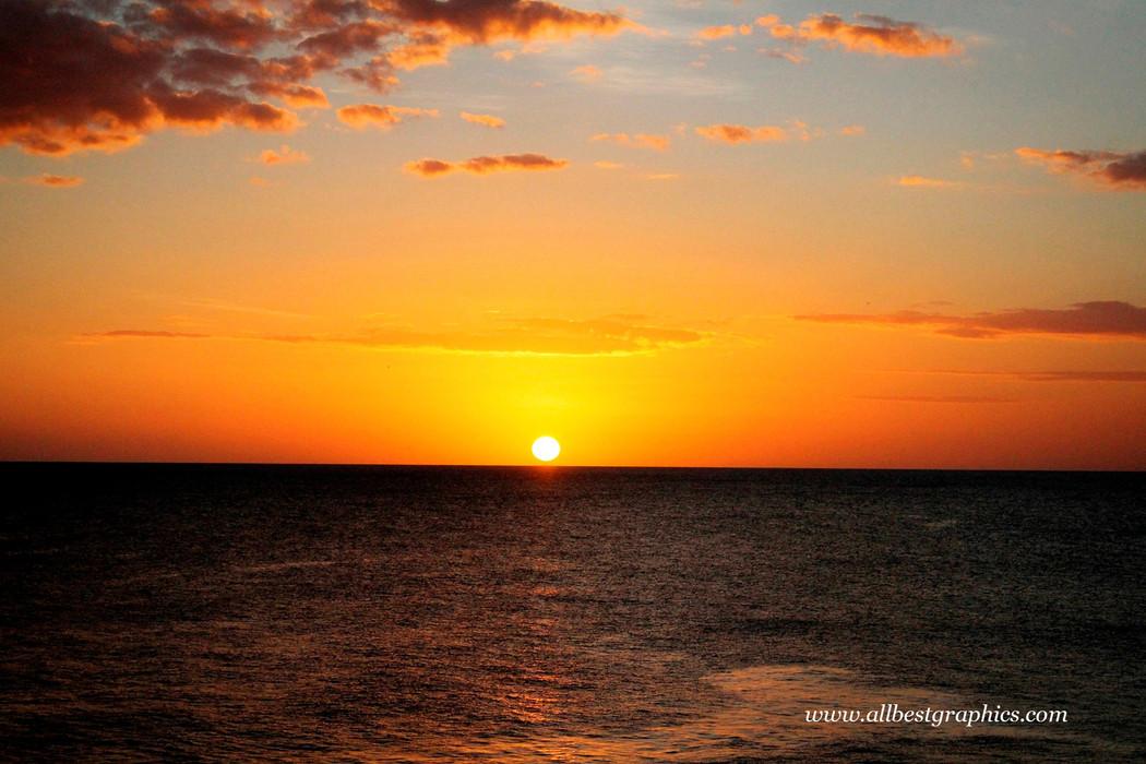 Phenomenal spectacular sunset overlay | Photo overlays
