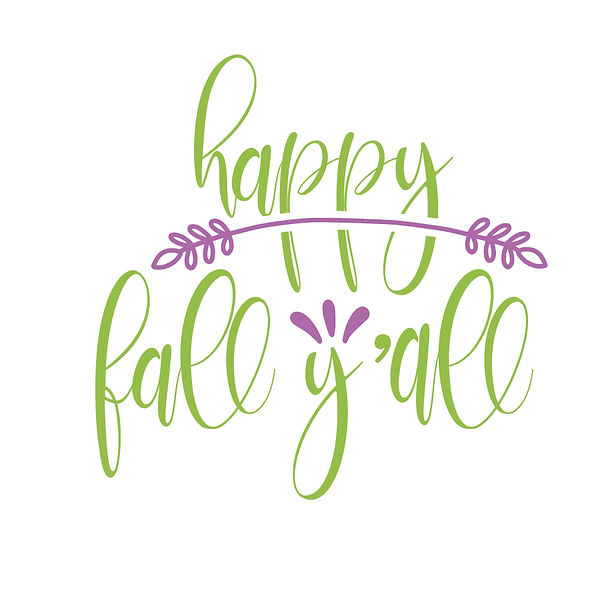 Happy fall y'all Png | Free download Iron on Transfer Sassy Quotes T- Shirt Design in Png