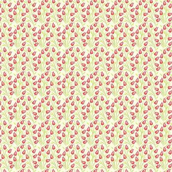 Summer floral digital paper with peonies   Handmade Digital Paper
