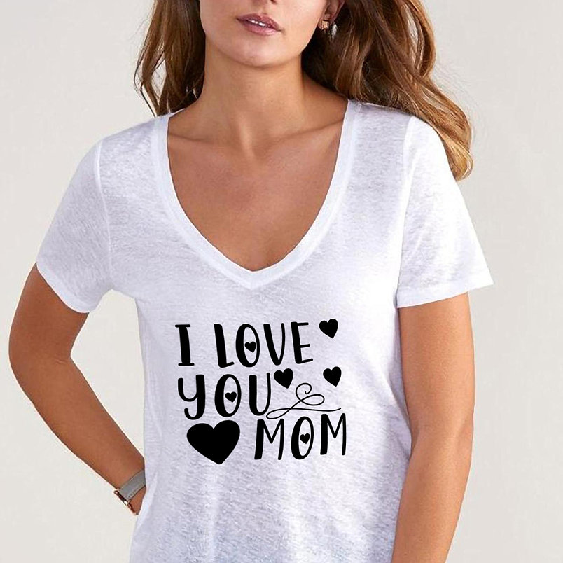 I Love You Mom | Cool Mom Quotes & SignsCut files inSvg Dxf Eps