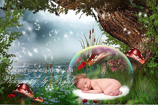 Amazing Newborn Digital Backdrop | Newborn photography