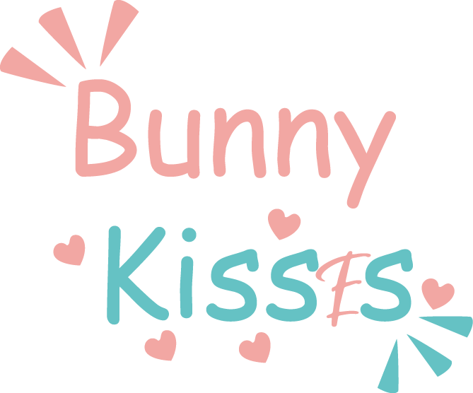 Bunny Kisses   Best Easter and Bunny Quotes & SignsCut files inEps Dxf Svg