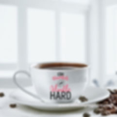 Stay hamble fnd hustle hard   Best Coffee QuotesCut files inEps Dxf Svg