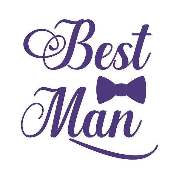 Best man | Free download Iron on Transfer Sassy Quotes T- Shirt Design in Png